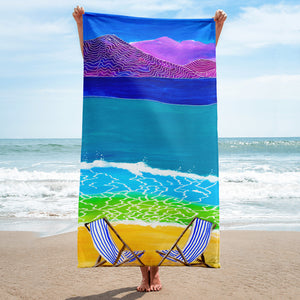 Lake Views • Towel