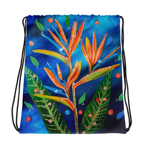 Upbeat • Drawstring bag
