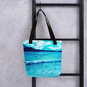 Blue Moon • Tote bag
