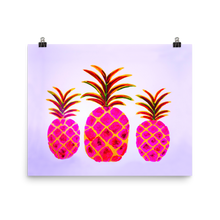Load image into Gallery viewer, Pineapple Pink • Art Print