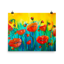 Poppies • Art Print