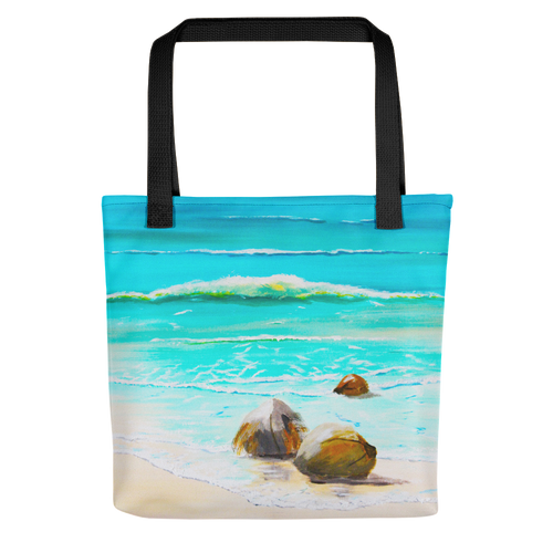 Washed Ashore • Tote Bag