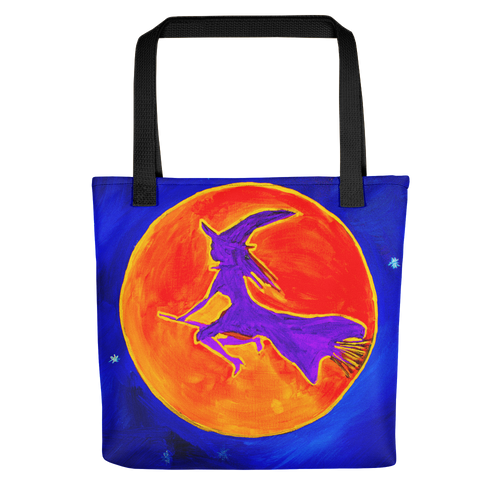 Witchy Moon • Tote Bag