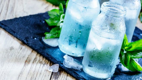 Cool healthy water | Beautifull Well Box