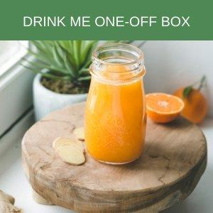 Drink Me One-Off Box | Monthly Gift Box - Beautifully Well Box