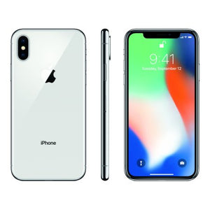 iPhone X  64GB Unlocked (C-Grade)