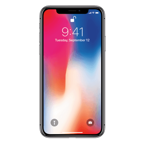 iPhone X  64GB Unlocked (A-Grade)