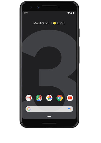 Google Pixel 3XL 128GB Unlocked (B-Grade) (Model: Pixel 3 XL)