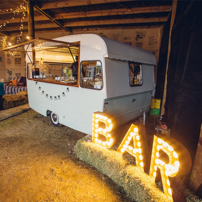 BAR LIGHTS CARAVAN
