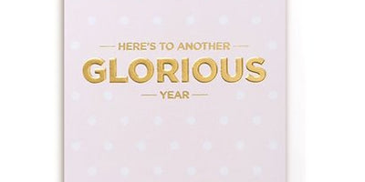 Here's To Another Glorious Year Gift Card