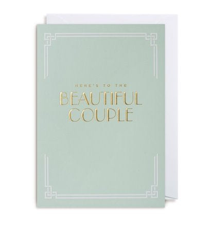 Beautiful Couple Gift Card