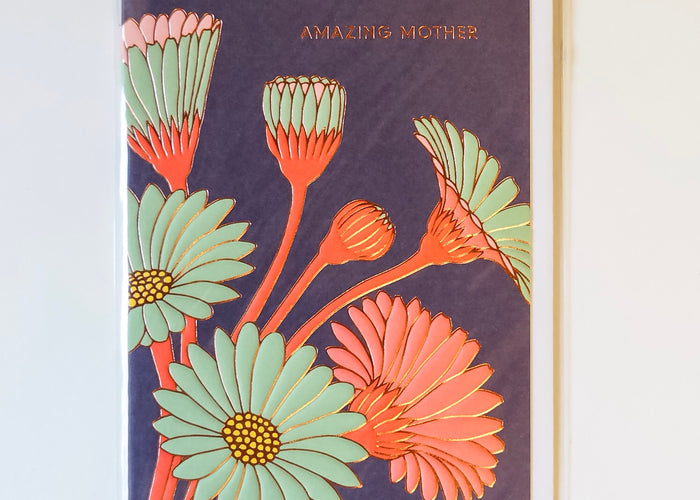 Amazing Mother Card