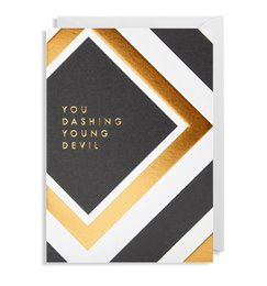 Dashing Young Devil Gift Card