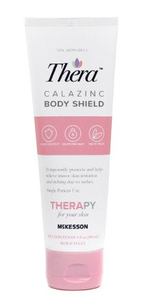 Skin Protectant Thera® Calazinc Body Shield 4 oz. Tube Scented Cream - astoreformom.com