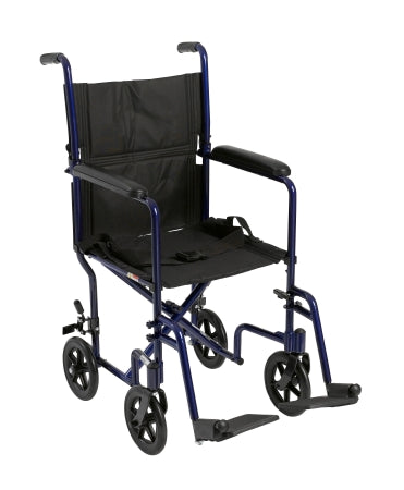 Transport Lightweight Wheelchair McKesson - astoreformom.com