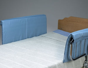 Bed Side Rail Bumper Pad Skil-Care™ Classic 1 X 15 X 37 Inch - astoreformom.com