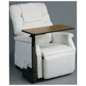 Overbed Table Seat Lift Chair Pivot Tilt Automatic Spring Assisted 23.5 to 33 Inch - astoreformom.com