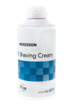 Shaving Cream McKesson 11 oz. Aerosol Can - astoreformom.com