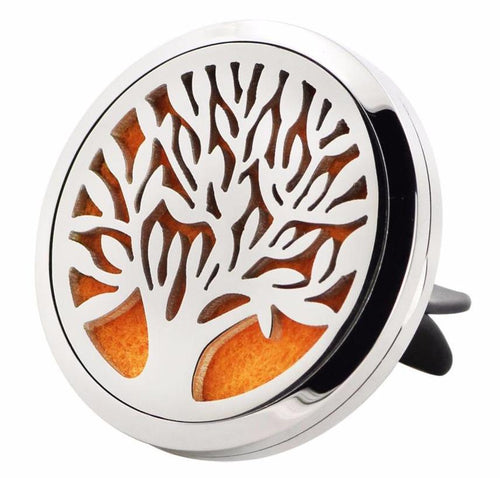 Car Aromatherapy Essential Oil Fragrance Diffuser