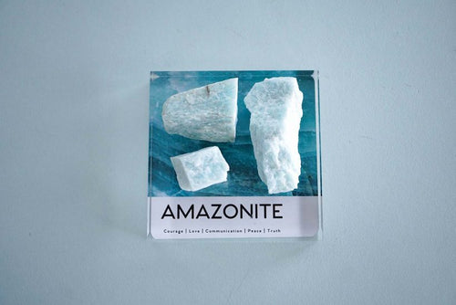 Mini-Amazonite Pack, Crystals Raw