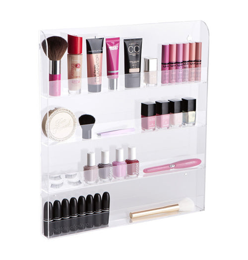 Makeup Rack - Wall unit