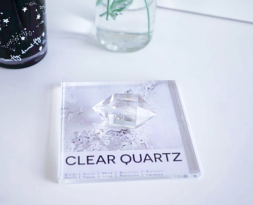 Mini-Clear Quartz Pack, Crystals Raw