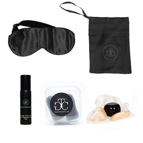 Travel Essentials Kit- Gift Set, 5 piece