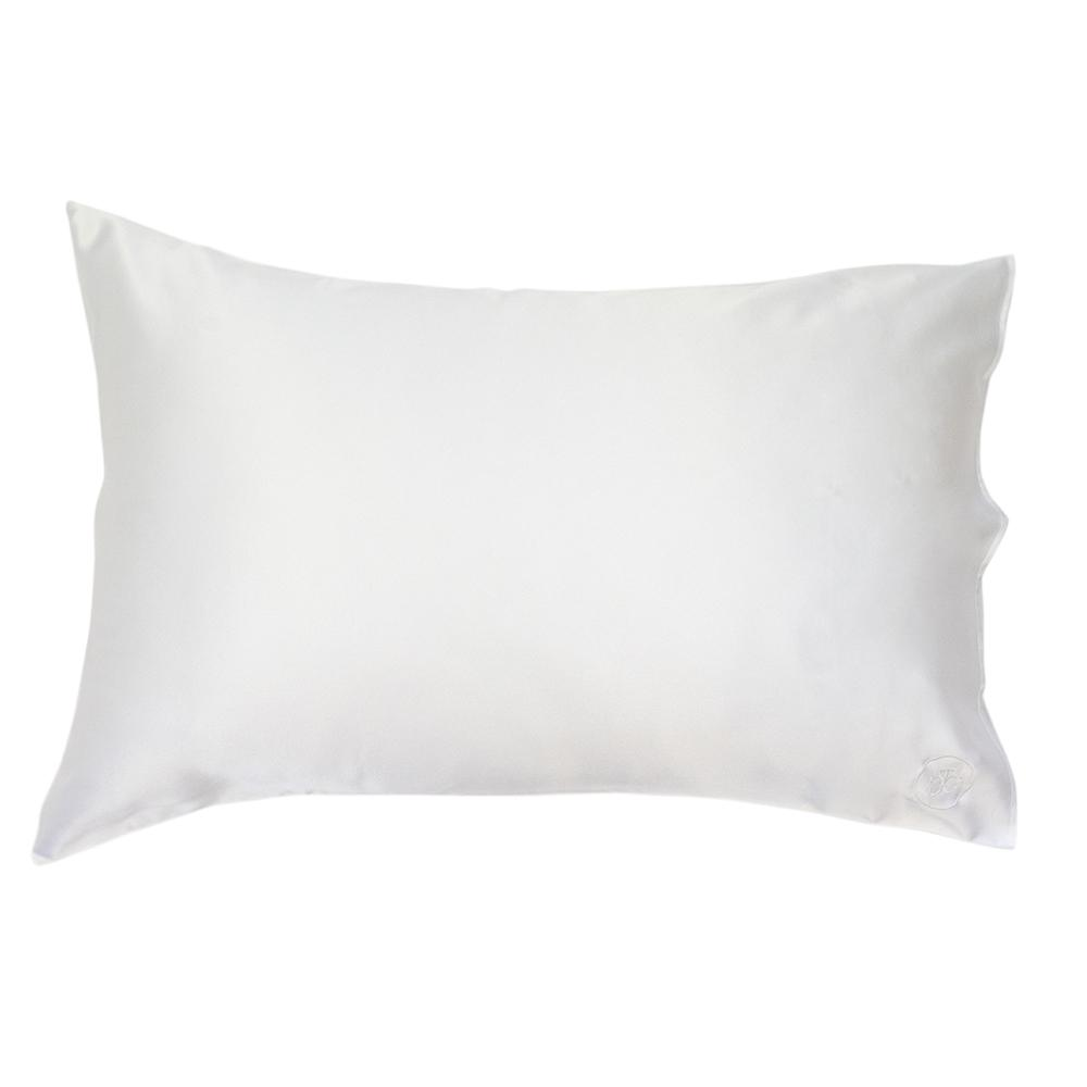 Silk Pillowcase Natural White - with gift box