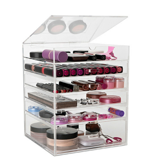 Original Flip Top Makeup Box