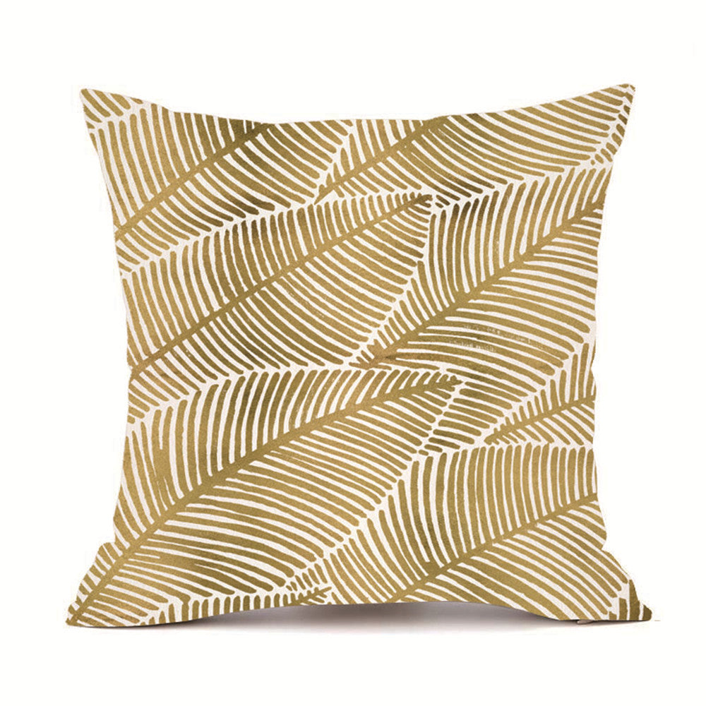 Graphic Cushion Covers, Modern Designs/Assorted - 45x45cm