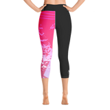 Women's Active Comfort Sport Lily Capri Leggings