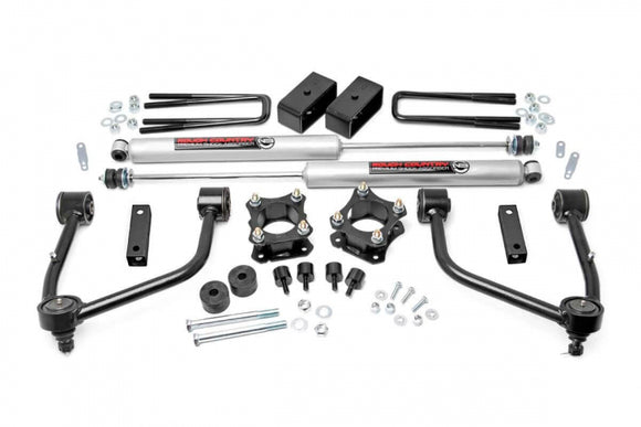 3.5IN TOYOTA BOLT-ON LIFT KIT (07-21 TUNDRA 2WD/4WD)