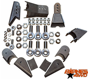 1 1/4 HEIM JOINT 3 LINK SUSPENSION KIT