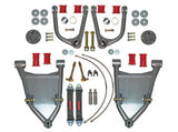 "+3.5"" TUBULAR KIT 2000-2006 TUNDRA LONG TRAVEL SUSPENSION SYSTEMS (2000-2006 TUNDRA 2WD & 4WD Also Fits 2001-2007 SEQUOIA 2WD & 4WD)"