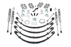 "1987-1995 Jeep Wrangler YJ 5"" Suspension Lift Kit - Jeep Wrangler YJ"