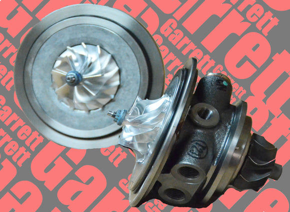 Stage 1 Billet Wheel Cartridge Upgrade Twin Turbo Ford 3.5L Transverse Ecoboost