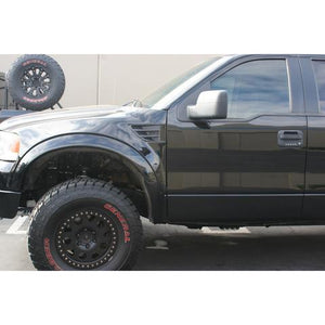 2004-2008 FORD F-150 TO RAPTOR FENDERS