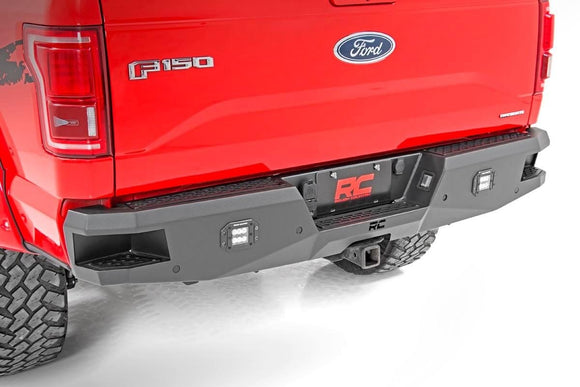 FORD HEAVY-DUTY REAR LED BUMPER (15-18 F-150)