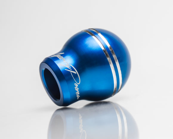 6Speed Aluminum Shift Knob Blue Ford Focus RS | Focus ST