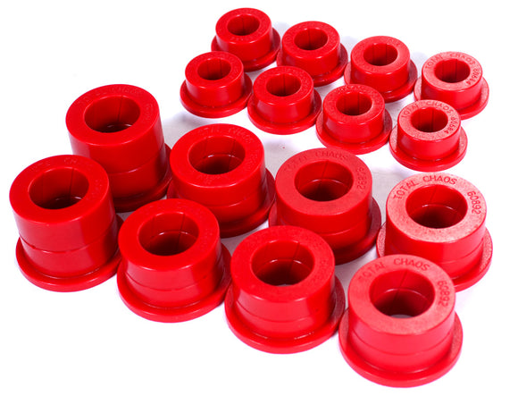 LONG TRAVEL URETHANE BUSHING KIT 2007-2017 TOYOTA TUNDRA 2WD / 4WD