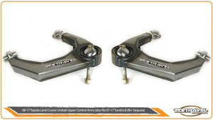 08-17 TOYOTA LAND CRUISER UNIBALL UPPER CONTROL ARMS
