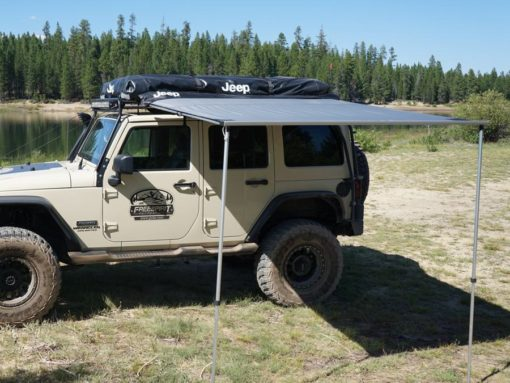 Jeep Awning