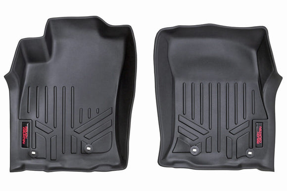 HEAVY DUTY FLOOR MATS [FRONT] - (13-15 TOYOTA 4RUNNER)