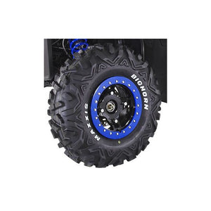 "12x6"" and 12x8"" Polaris Jagged X Edition Wheels"