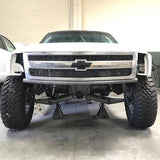 2007-2013 CHEVROLET SILVERADO 3-PIECE FRONT END