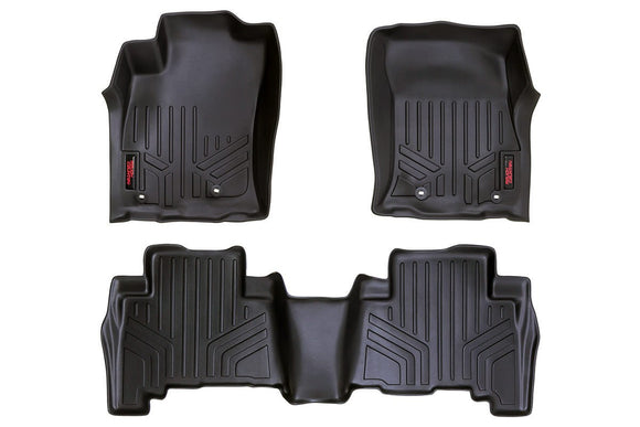 HEAVY DUTY FLOOR MATS [FRONT/REAR] - (13-15 TOYOTA 4RUNNER)