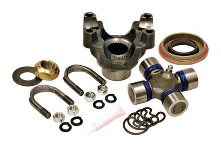 Yukon Replacement Trail Repair Kit For Dana 30 And 44 With 1310 Size U/Joint And U-Bolts
