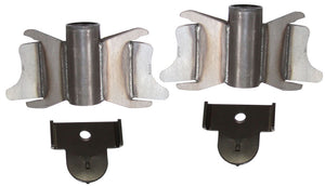 "WELD ON 2.0"" REAR BUMP STOP KIT (KING) 1996-2004 TOYOTA TACOMA PRERUNNER / 4WD"
