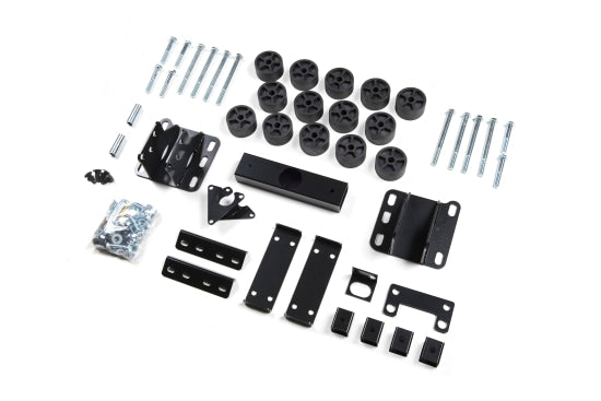 "ZOND9151 1.5"" BODY LIFT KIT 2006-2008 DODGE RAM 1500 TRUCKS"