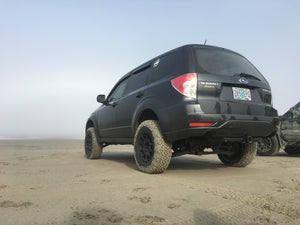 "2009-2013 Forester 4"" Lift Kit"